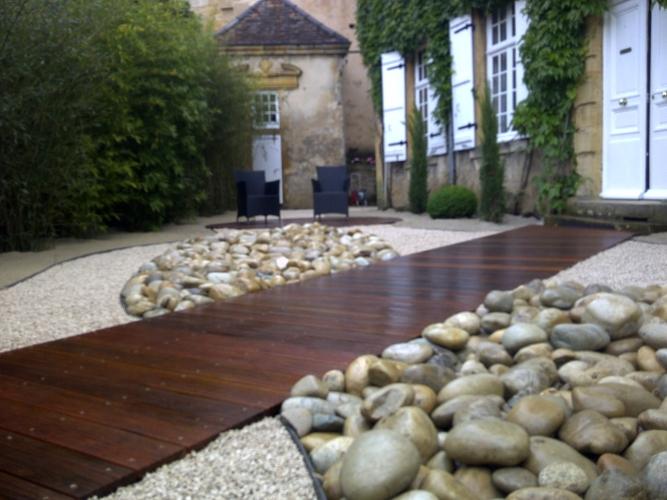 Créez votre jardin zen avec notre paysagiste 71 - Philippe ...
